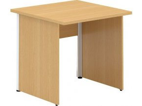 Interiér Říčany stůl pracovní Alfa 100 80x80 (LTD ALFA OŘECH)