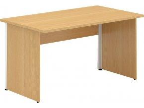 Interiér Říčany stůl pracovní Alfa 102 140x80 (LTD ALFA OŘECH)