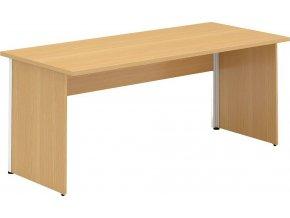 Interiér Říčany stůl pracovní Alfa 104 180x80 (LTD ALFA OŘECH)