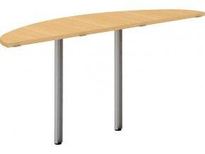 Interiér Říčany stůl pracovní Alfa 100 160x45 (LTD ALFA OŘECH)