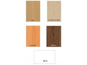 Interiér Říčany stůl pracovní Alfa 202 80x140x74,2 BUK - 7011202