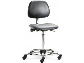 MAYER pracovní židle MEDI 2203 61 (KOŽENKA 26 26 468)