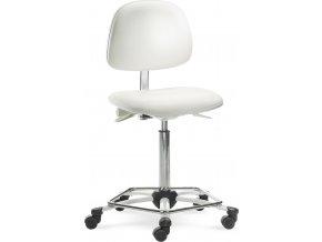 MAYER pracovní židle MEDI 2203 62 PVC 26BA1 bílá