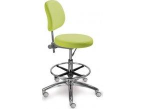 Mayer židle otočná s nastavitelnou opěrkou zad MEDI 1255 dent S (plast MEDI S - černá)