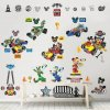 Mickey Mouse RR Room Decor Kit Room Scene 45613 (1)
