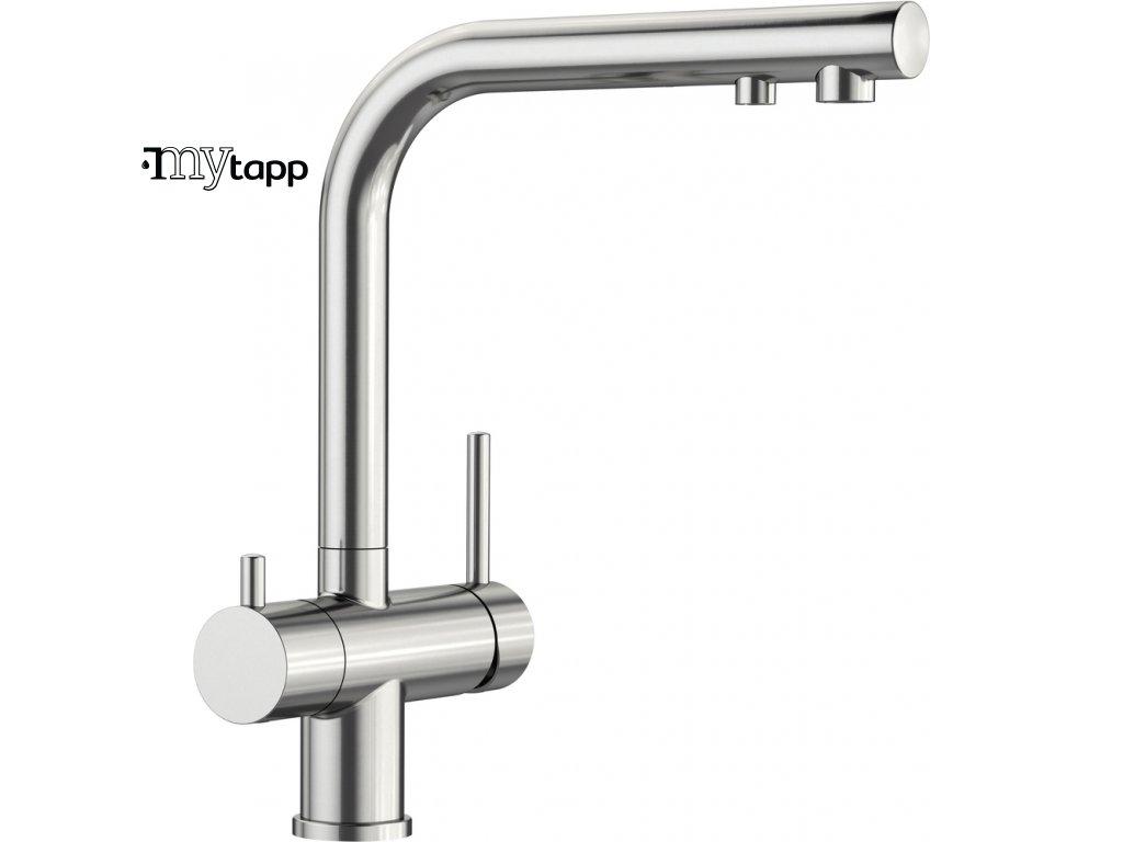Kuchyňská baterie pro filtrovanou vodu Blanco Fontas II nerez imitace 523129