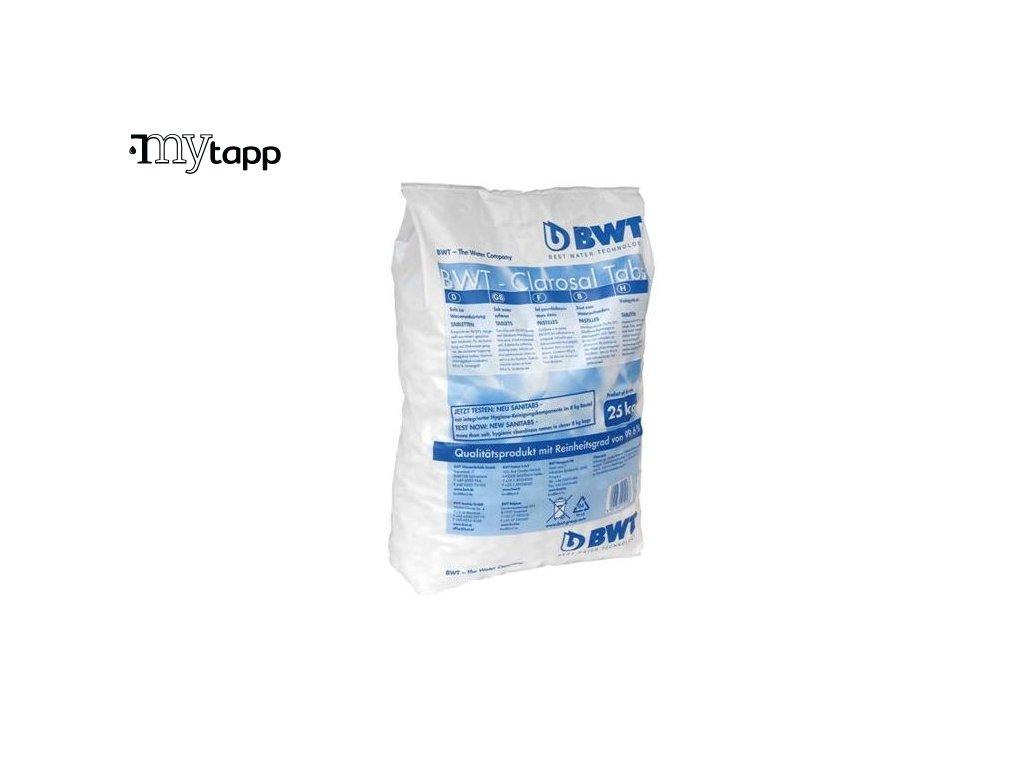 Regenerační tabletová sůl BWT Perla