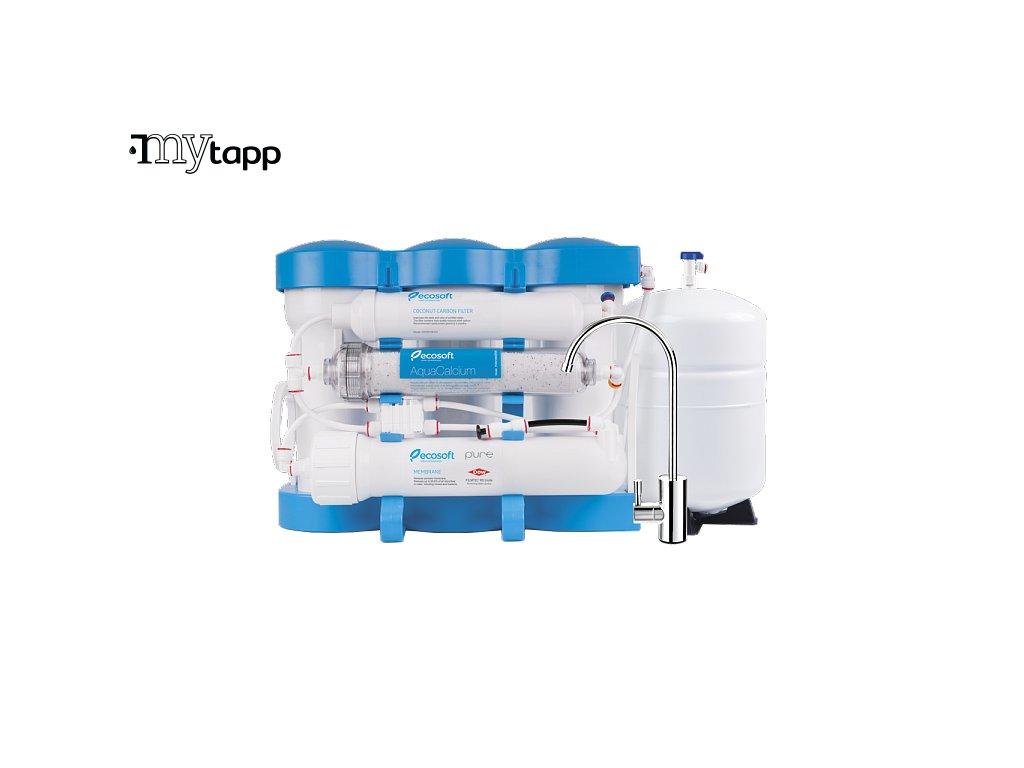 ecosoft p ure aquacalcium reverse osmosis filter