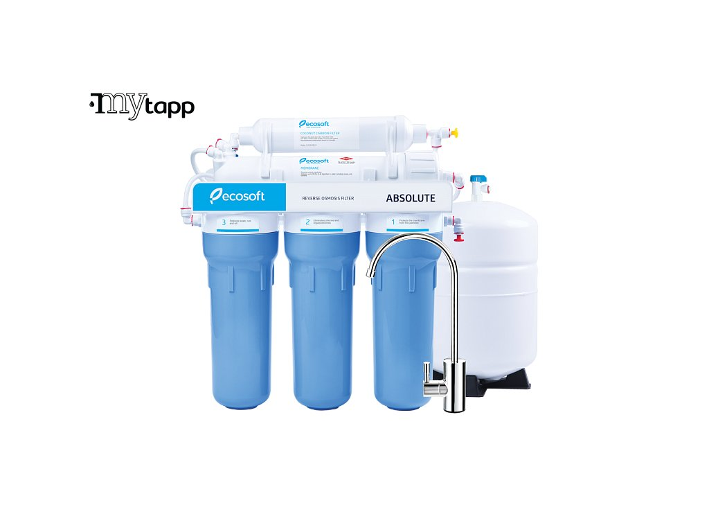 ecosoft absolute reverse osmosis filter