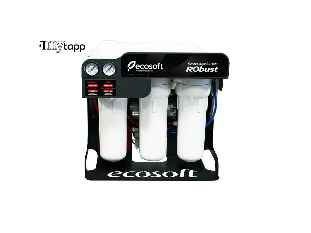 ecosoft robust 1000 reverse osmosis filter