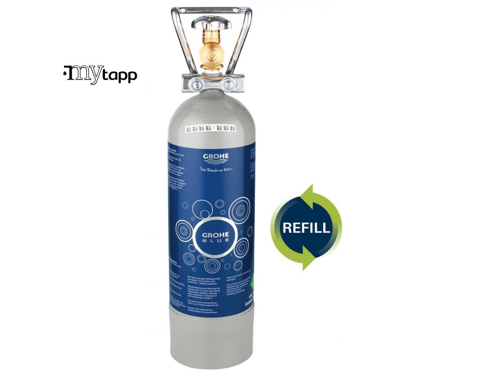 GROHE Blue -  Refill 2 kg CO2 lahev