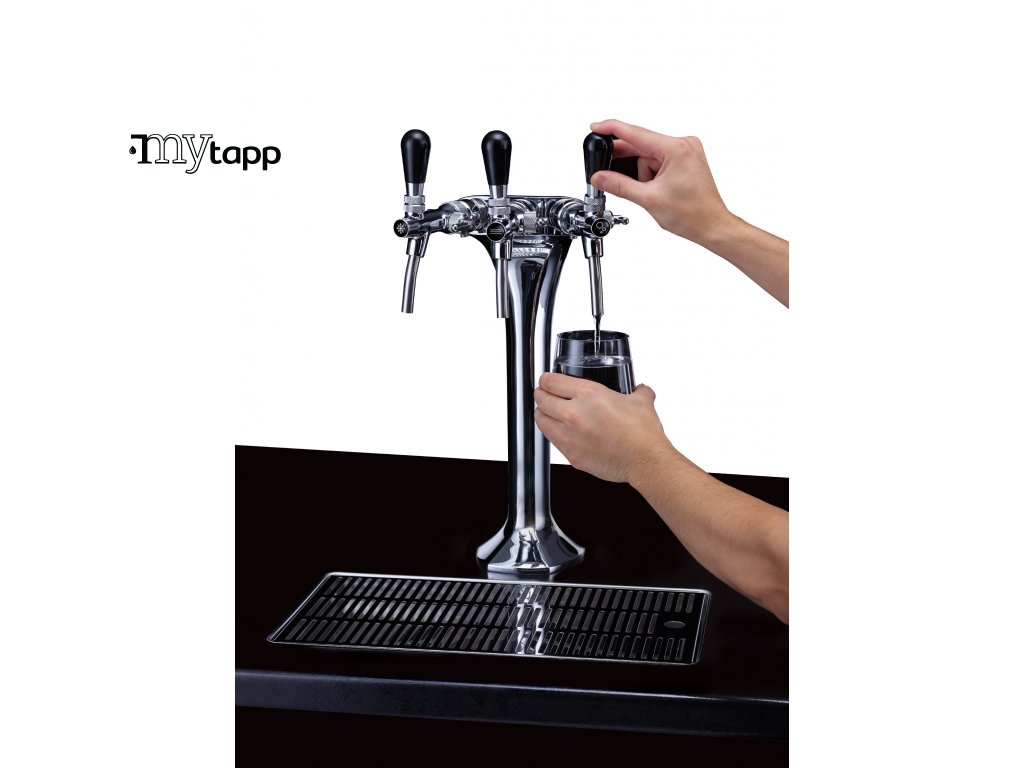 U2 Borg & Overstrom 3 Tap dispense (White) High Resolution