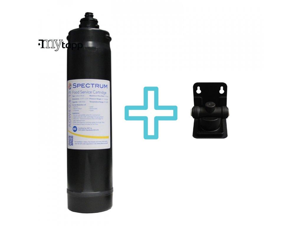 Filtr na vodupro sodobary a výdejníky vody SPECTRUM Food Service System