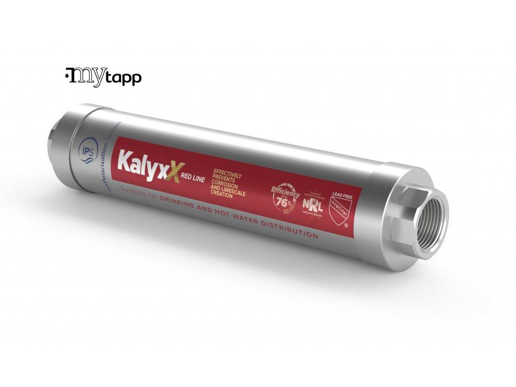 Změkčovač vody IPS Kalyxx RedLine