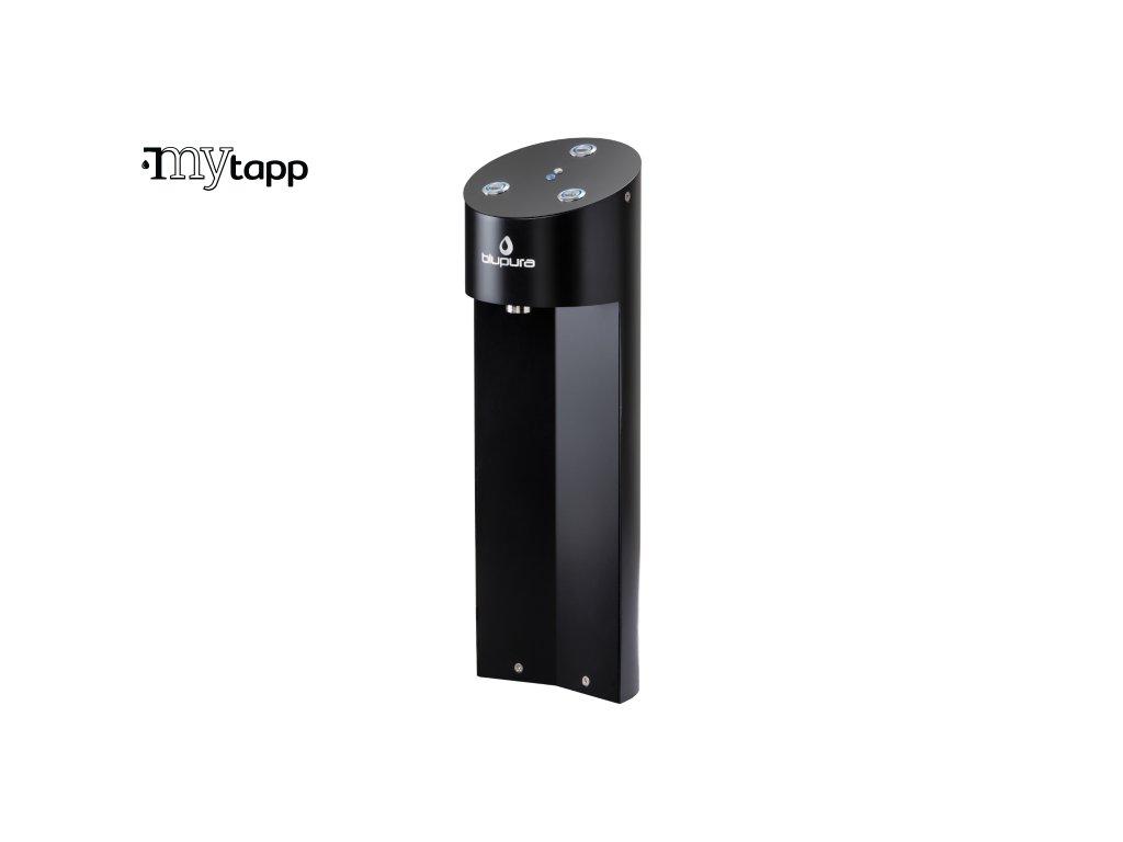 BLUTOWER BLACK - Výčepní stojan pro výrobníky vody a sody