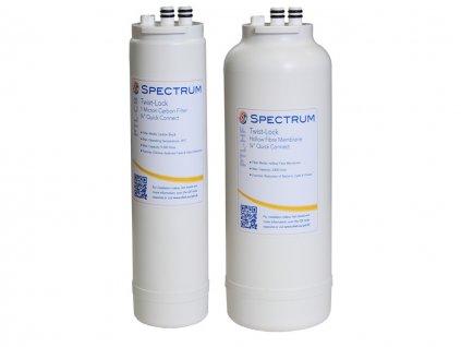 Náhradní filtry pro filtrační systém SPECTRUM Ultrafiltrace