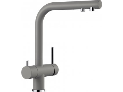 Kuchyňská baterie pro filtrovanou vodu Blanco Fontas II aluminium 523131