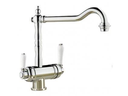 Kuchyňská baterie pro filtrovanou vodu Blanco SORA chrom 520834