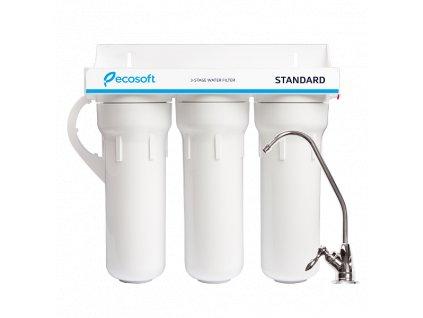 Domácí filtr Ecosoft Standard 3 Mikrofiltrace