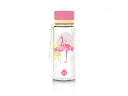 BPA free lahev EQUA Flamingo
