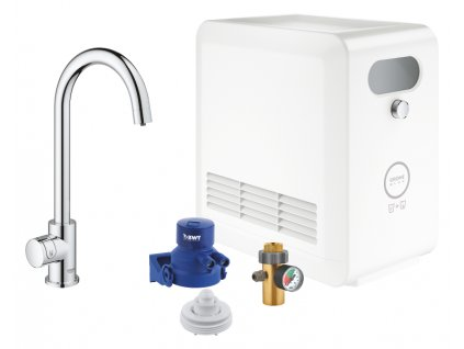 GROHE Blue Professional Connected | Mono