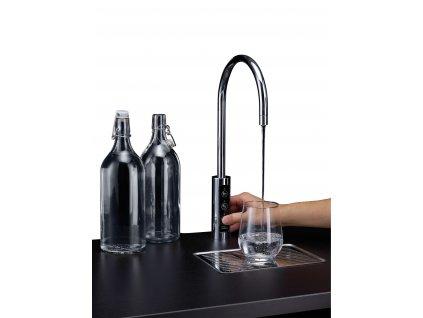 Výrobník sody s filtrací Borg&Overstrom U1