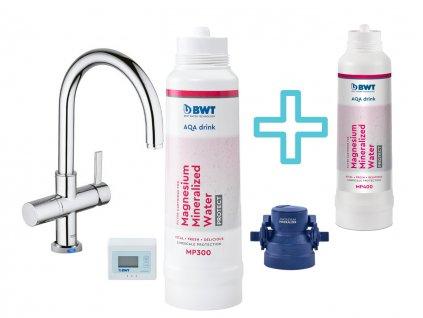 VýhodFiltr na vodu BWT AQA drink Pure + náhradní filtr s 20% slevou