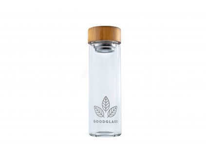GOODGLASS SIMPLE skleněná lahev