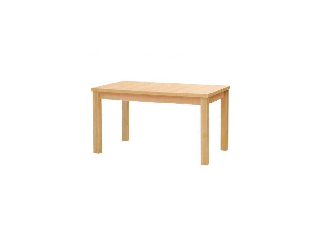 Udine-stůl jídelní, rozkládací 120x80+35