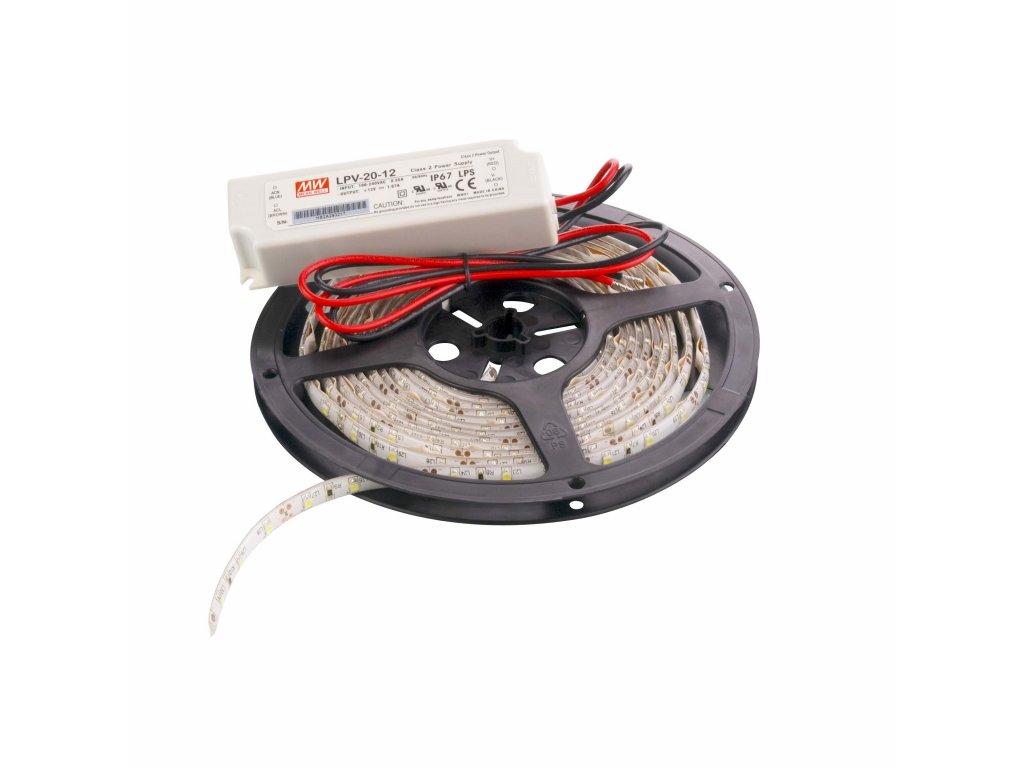 Adel - č. 9 - sada LED osvětlení na 1 skříň