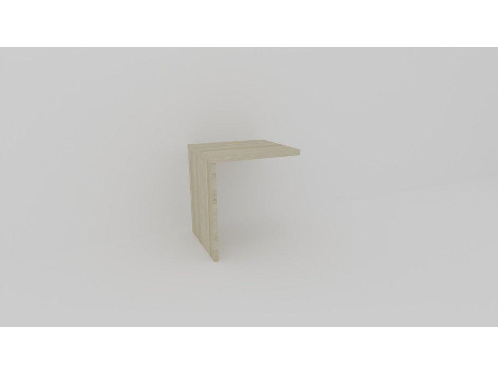Lili Noční stolek ( půda 18mm )