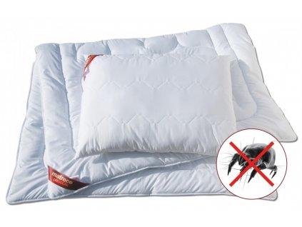 Mikrostop-deka+polštář