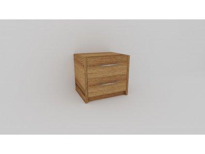 Senta - noční stolek ( půda 18mm )
