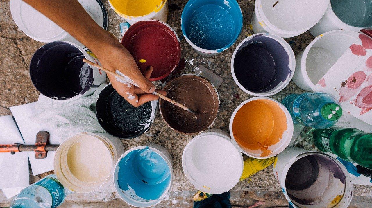 Barvy: Jaký vliv mají na člověka a které si vybrat do domácnosti?