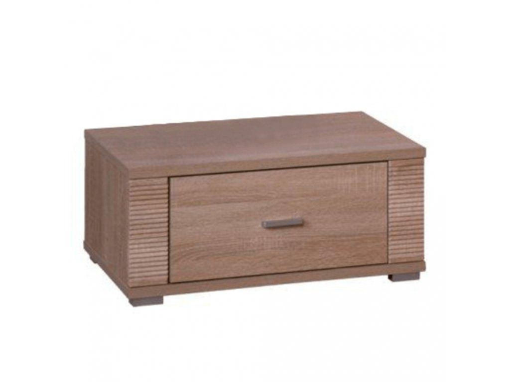 Kondela Noční stolek typ 21, dub sonoma, GRAND