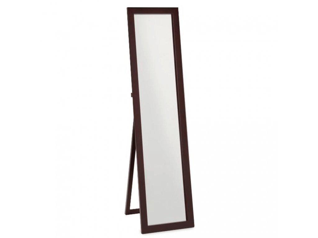 Kondela Zrcadlo, stojanové, cappucino, AIDA NEW