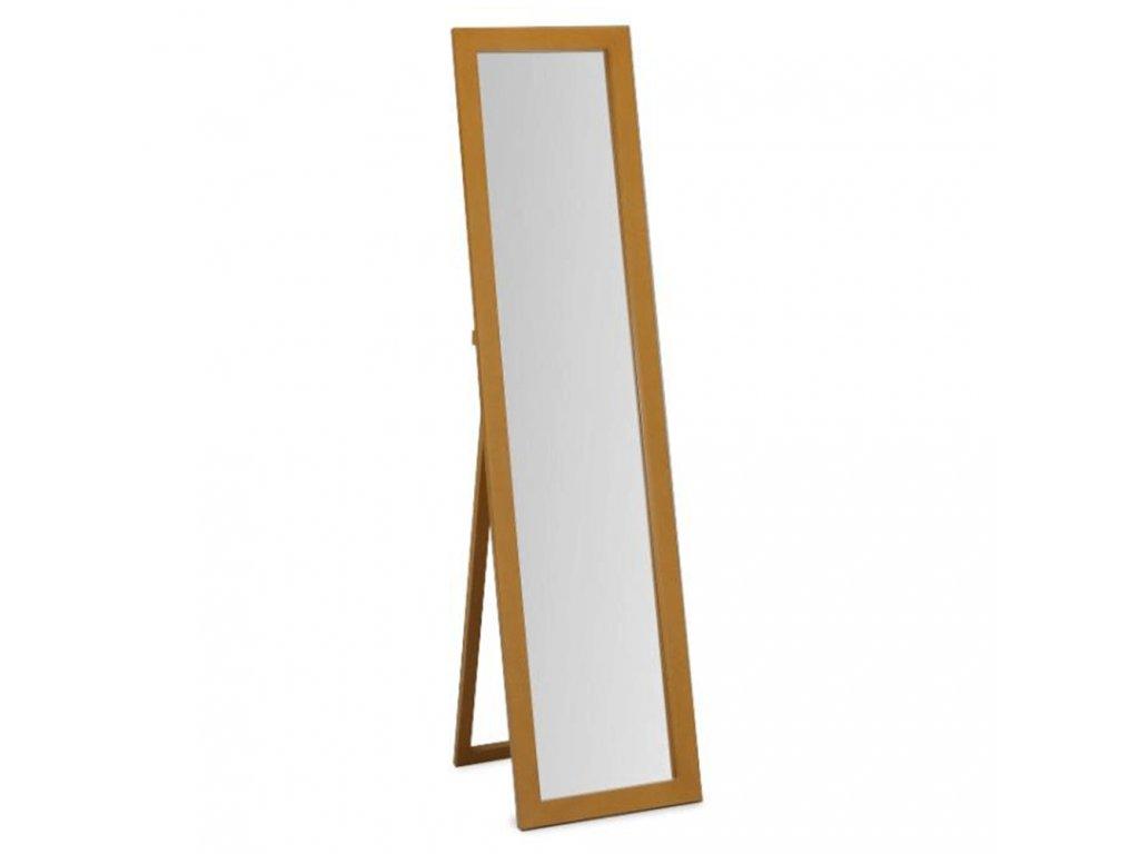 Kondela Zrcadlo, stojanové, dub, AIDA NEW