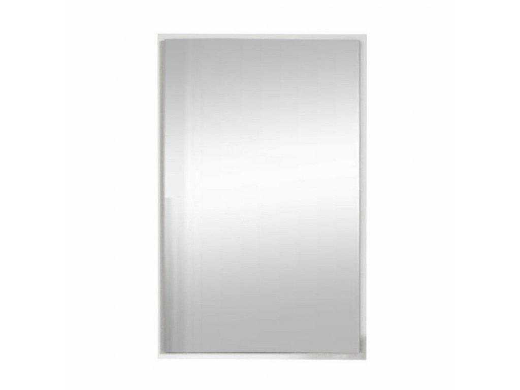 Kondela Zrcadlo, bílá, VIOLET