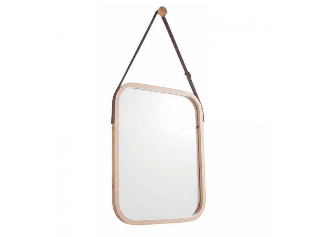 Kondela Zrcadlo, přírodní bambus, LEMI 2