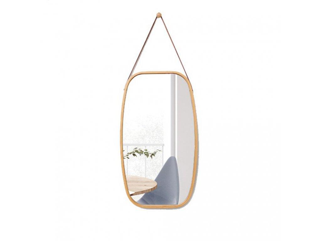 Kondela Zrcadlo, přírodní bambus, LEMI 3