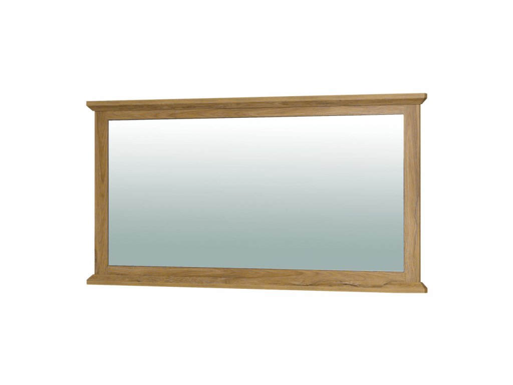 Kondela Zrcadlo MZ16, dub grand, LEON