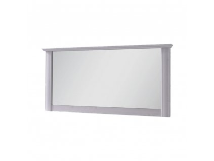 Kondela Zrcadlo DA22, sosna bílá, VILAR