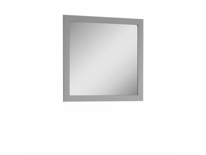 Kondela Zrcadlo LS2, šedá, PROVANCE