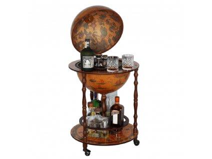 Kondela Barový stolek, třešeň, GLOBUS 2 - 324