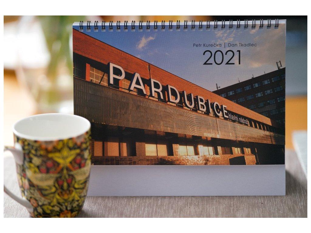 Stolní kalendář 2021 - týdenní
