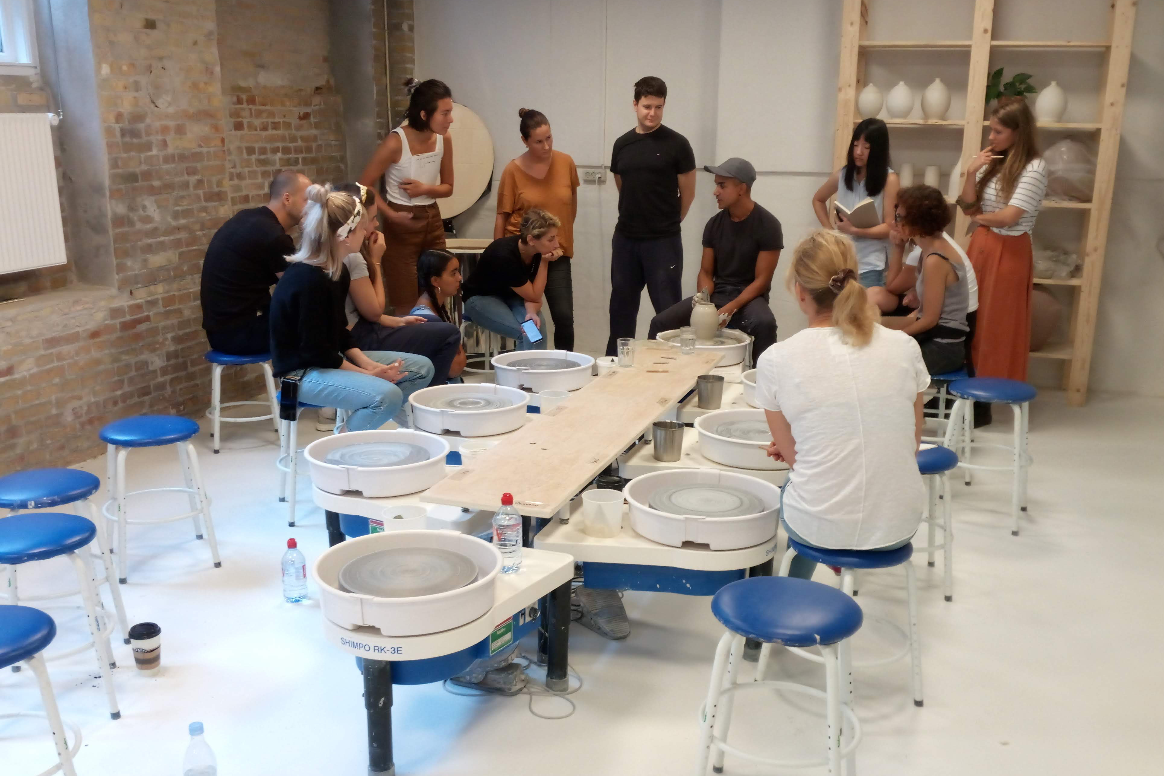 Tortus workshop v Kodani