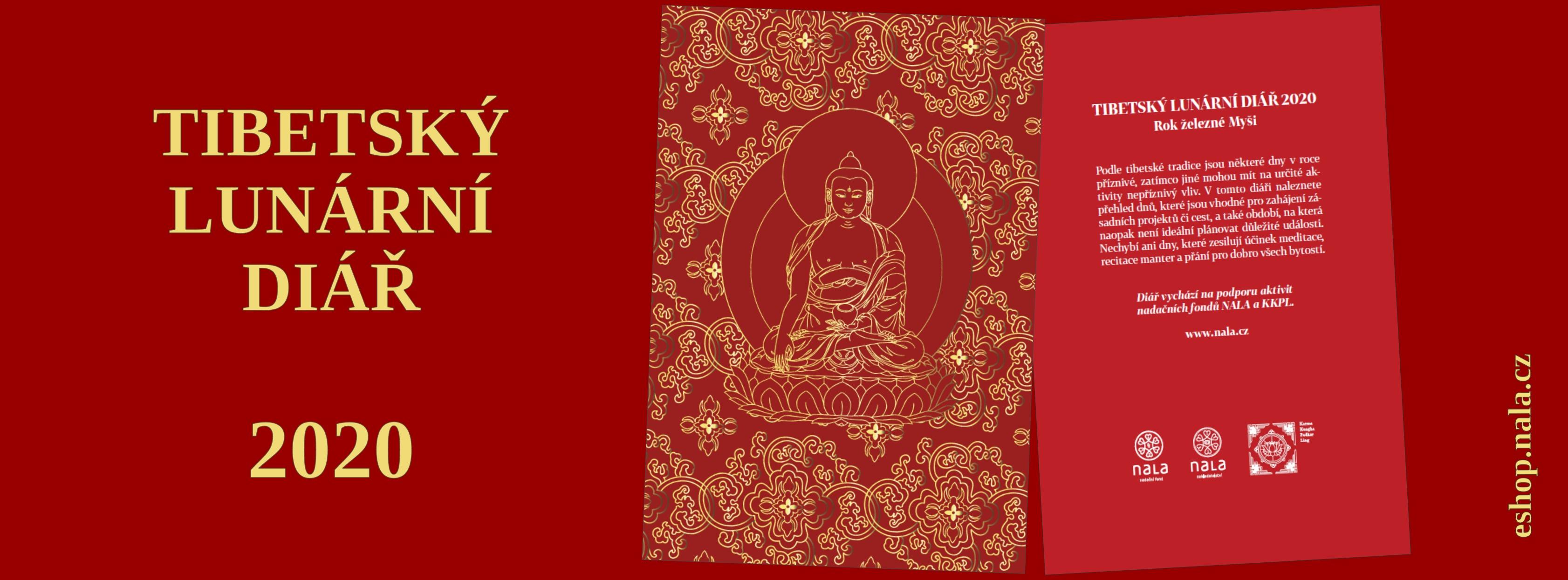 Tibetské diáře 2020