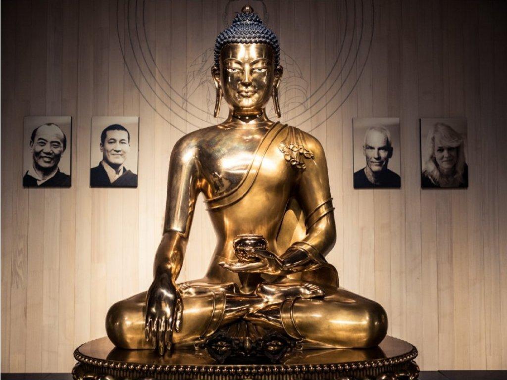 336 platno s90 x v60 cm ec buddha