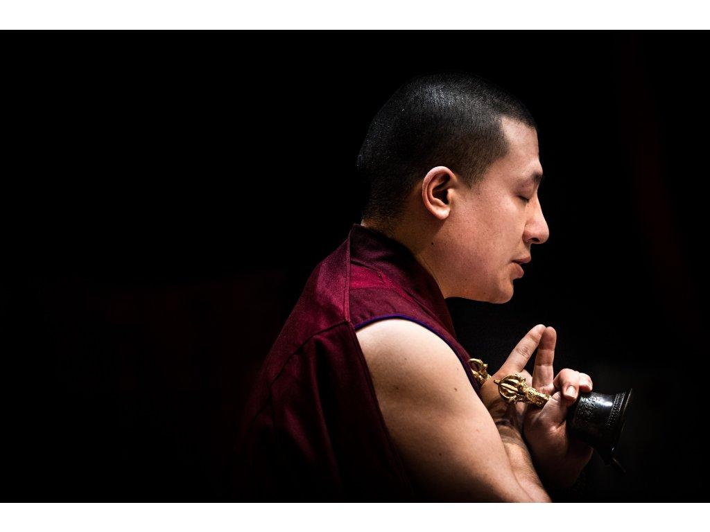 kapa deska š60 x v40 cm 17 Karmapa mudra