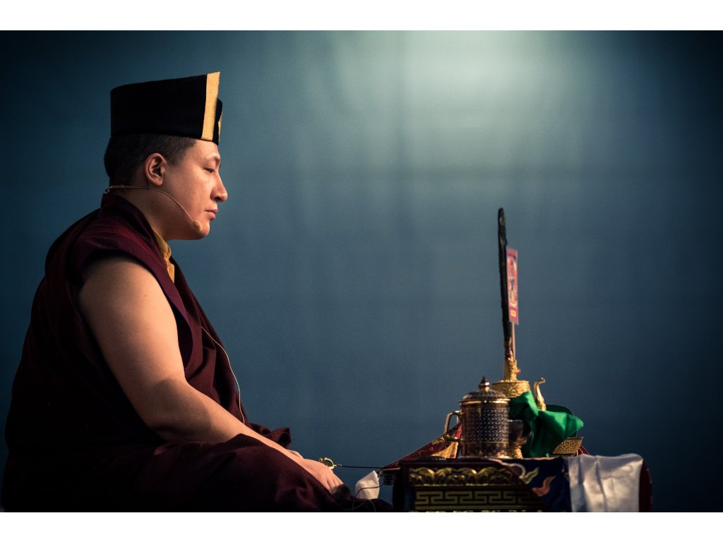 kapa deska š60 x v40 cm 17 Karmapa